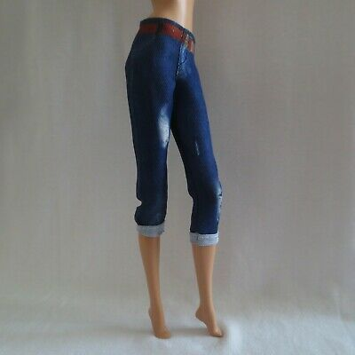 Barbie Career of the Year President Campaign Team Doll Denim Pants Jeans NEW