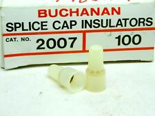 Ideal  White//Red  Splice Cap Insulator  100 pk