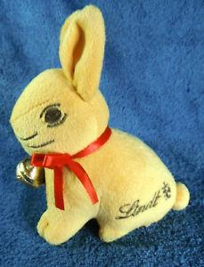 1914-Lindt-golden-Bunny-rabbit-plush-15cm
