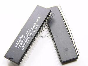 5pcs IC DS80C320-MCG IC DALLAS DS80C320 DIP-40