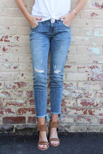 Jeans Taille thé W25 cuillère En Labyrinth Une Freebirds 27 Ii Dh084 Bleu L28 à Kk HBwWqwv0