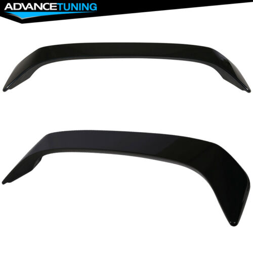 Fits 01-05 Honda Civic Sedan OE Style Trunk Spoiler Painted #B92P Black