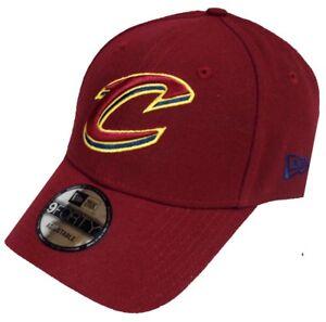 La imagen se está cargando New-Era-Cleveland-Cavaliers-The-Liga-9forty- Gorras- 6b22a40bd62
