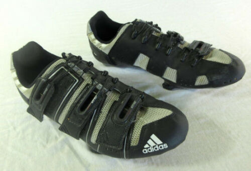 Adidas Alu Tex Fast Strap Cycling Shoes Size 5 12US