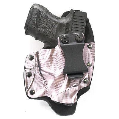 OWB Kydex Holster USMC DRK for GLOCK Handguns