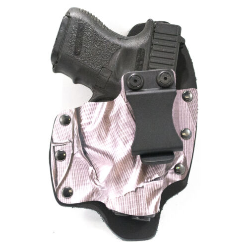 IWB Hybrid Kydex Holster Duct Tape for GLOCK Handguns