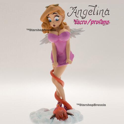 SACRO E PROFANO - Angelina Resin Statue Infinite Statue