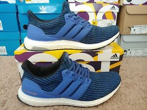 b8c3efb39 Adidas Ultra Boost 4.0 Hi Res Blue Cloud White cm8112