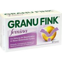 Granufink Femina Kapseln 30 St Pzn1499852