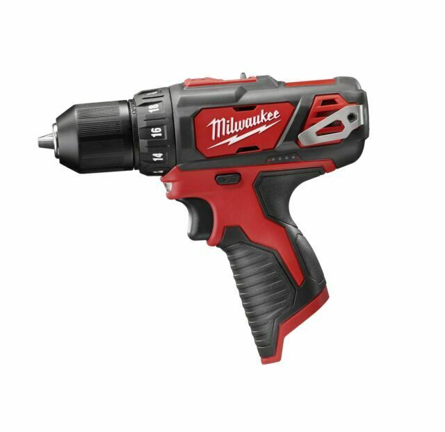 Milwaukee M12 12V 3/8-Inch Drill Driver 2407-20 Tool Only  - $32.30