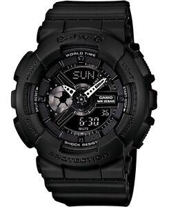 Casio-Baby-G-BA110BC-1A-Anadigi-Semi-Gloss-Black-for-Women-COD-PayPal