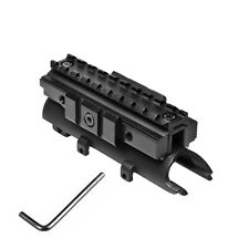Tactical SKS Top Receiver Cover With Tri-rail Weaver Picatinny 20mm Scope Mount