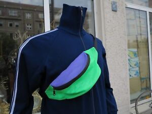 Bolsa-cinturon-rinonera-Bolsa-multicolor-90er-True-vintage-90s-colorful-bum-Bag