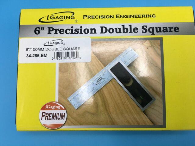 """Igaging 4/"""" Precision Square 34-244S"""