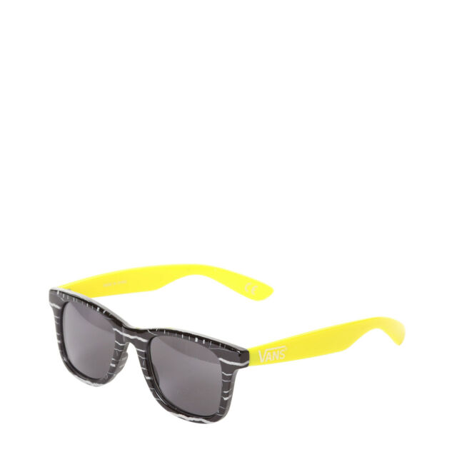 Gafas de sol/Sunglasses - VANS – JANELLE HIPSTER - BLACK/SULPHUR - SHADES