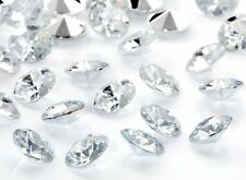 6mm Wedding  Party  Diamante Crystals Diamond Table Scatters Table Decoration