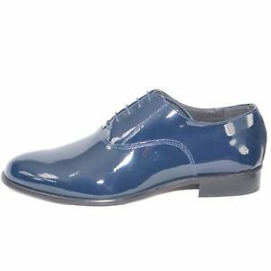 Scarpe-uomo-eleganti-cerimonia-fondo-vero-cuoio-vernice-vera-pelle-made-in-italy