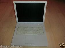 """Apple iBook G4 14,1"""", ohne Netzteil, ungetestet DEFEKT?"""