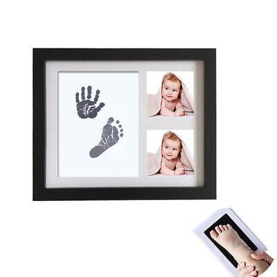 Newborn Handprint Footprint Picture Photo Frame Baby First