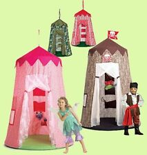 sewing PATTERN McCalls Canopy Tent for Kids Room 5827 Dress Up Play