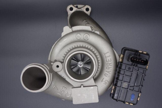 Turbocompresseur MERCEDES g280cdi 765155 757608 743507 6420905980 avec dispositif de commande!
