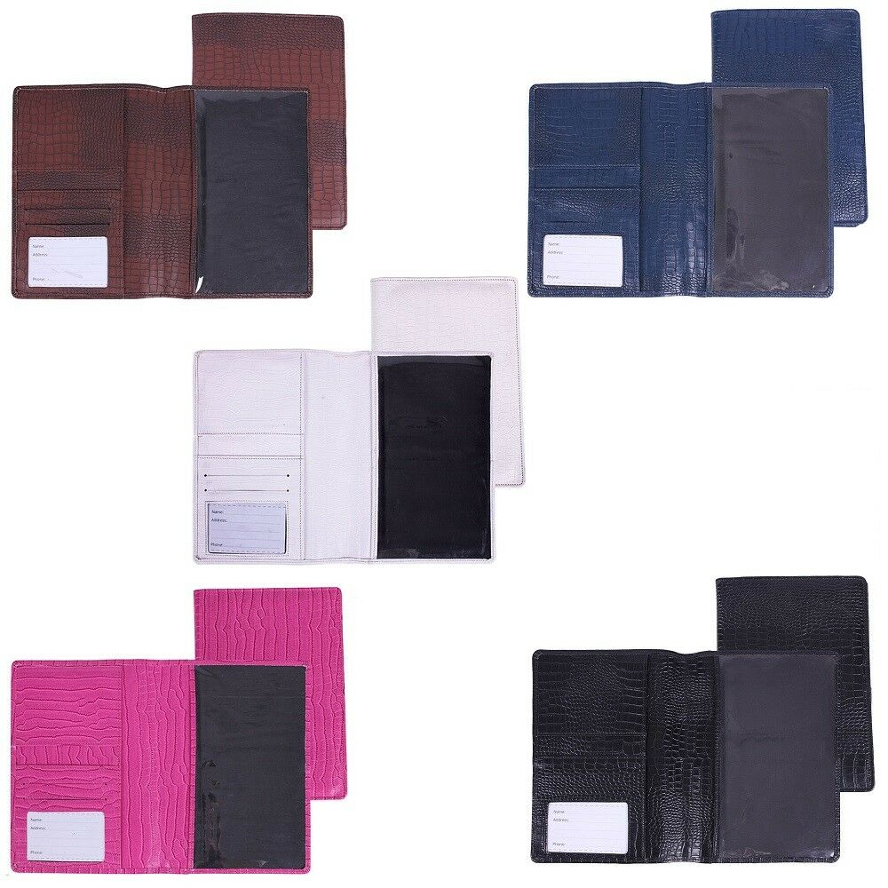 Folder for Horse Passport,Pencil Case,Document Case Your Choice of Colours