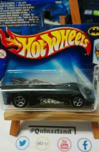 Hot Wheels First Editions Batmobile 2004-031 G1