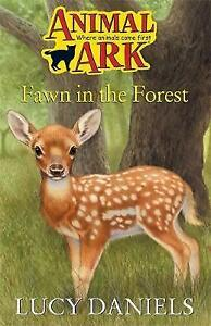 Animal-Ark-21-Fawn-in-the-Forest-Daniels-Lucy-Very-Good-Book