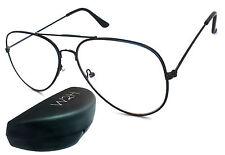 Transparent Clear Aviator style Professional Sunglasses / Goggles (Sunglass)