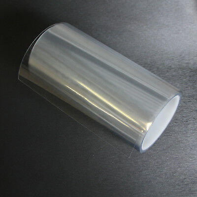 Vinyl TRIPLE LAYER RHINO HIDE Clear Helicopter Bike Frame Protection Tape