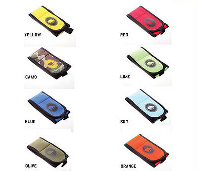 NEW NEOPRENE TEAM COLOUR ARMBANDS HOOK & LOOP-BLUE-RED-YELLOW-ORANGE-AIRSOFT
