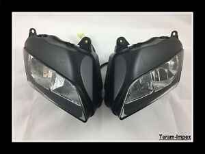 Optique-de-Phare-pour-Honda-CBR-600-RR-de-2007-2008-2009-2010-2011-2012-NEUF