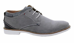 Details about Polacchine Shoes Man Craft Grey Suede Casual Man's shoes from 40 to 45 show original title