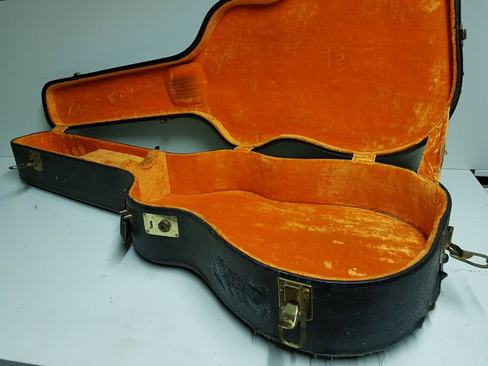 1962 GIBSON HUMMINGBIRD CASE - made in USA - fits ES 175