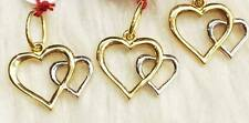 SOLID 18K Japan Gold Pendant -   Gold Heart - 1 grm (1 pc only)