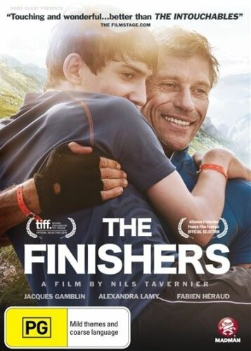 1 of 1 - The Finishers (DVD, 2014)