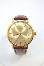 W598- Vintage Zenith Mens Dress Watch