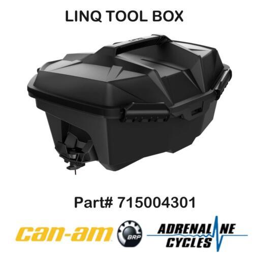 Can Am Maverick Trail Sport /& Sport Max LinQ storage tool box OEM NEW #715004301