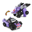 thumbnail 2 - VTech Switch and Go Stegosaurus Buggy Transforming Dino to Vehicle