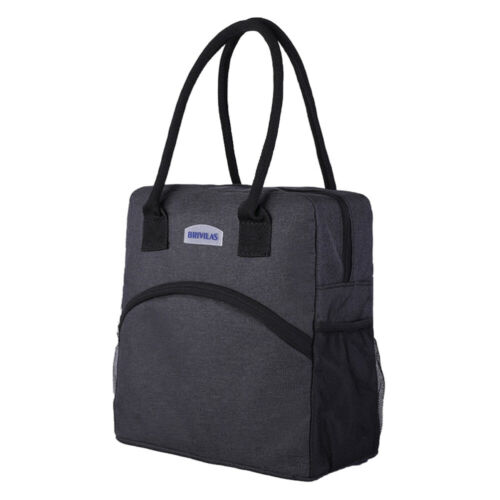 Adult Kids Insulated Lunch Bag Coolbag Work Picnic Food School Storage Lunchbox