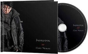 GARY NUMAN INTRUDER DELUXE MEDIABOOK CD (Released May 21st 2021)
