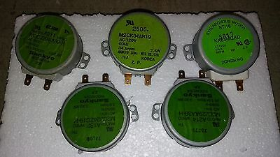 25 WATT TYPICAL 8PP57 ASSORTED LIGHT BULBS FROM MICROWAVE OVENS 20-40W 120VAC