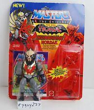MOTU, Hurricane Hordak, Masters of the Universe, MOC, carded, sealed figure