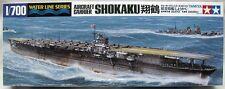 Tamiya 31213 1/700 Scale Model Kit WWII IJN Aircraft Carrier Shokaku