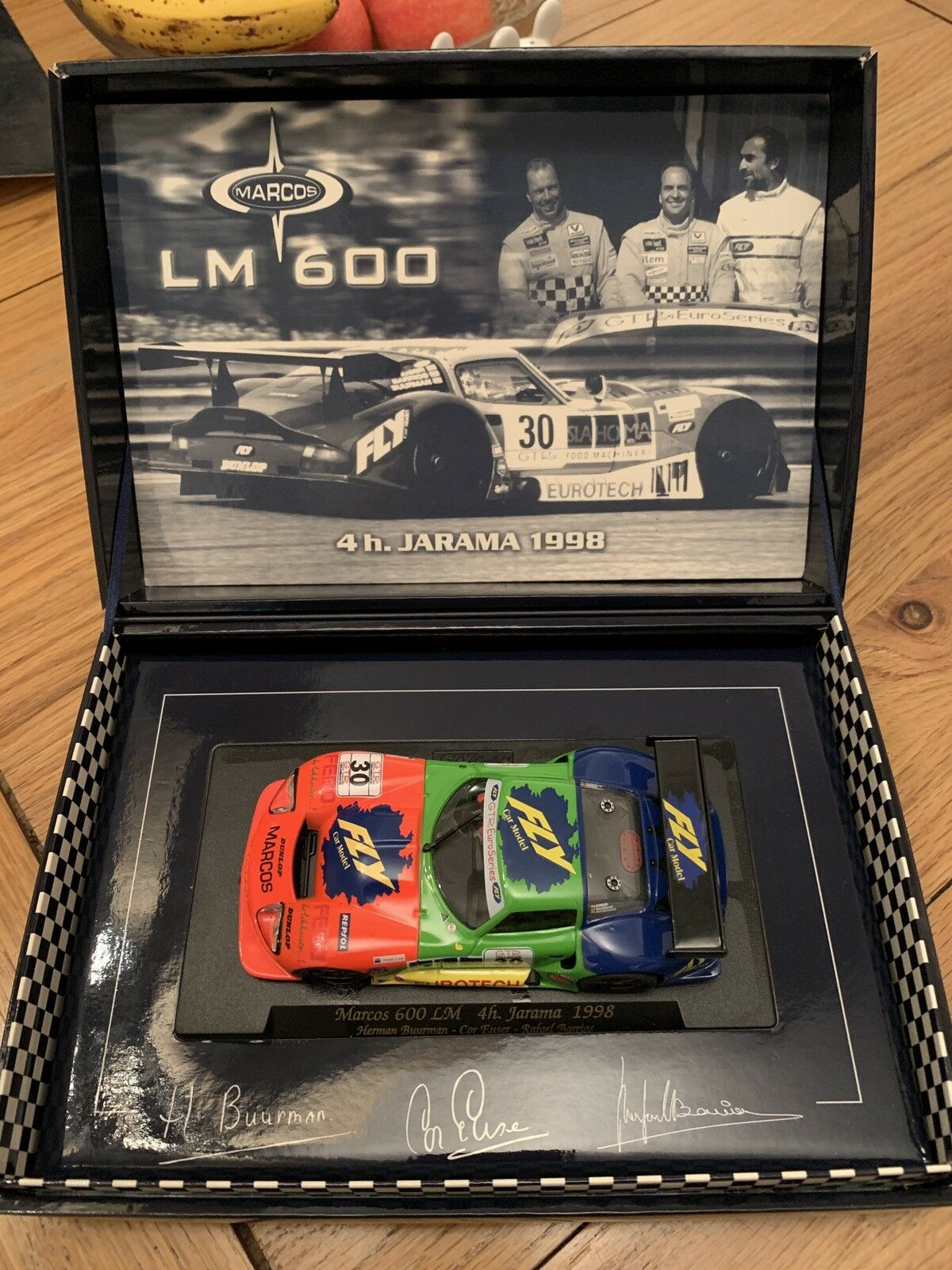 2 Special Edition Scalextric Cars