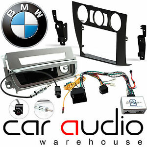 CTKBM011 BMW 3 Series E90// E91//E92//E93 Double Din Car Stereo Fascia Fitting Kit