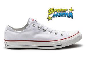 Converse-All-Star-OX-Bianco-optical-White-Scarpe-Sportive-Sneakers-M7652C