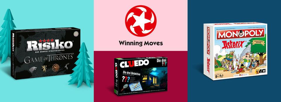 10%-Gutschein für Monopoly, Risiko & Co. – Spielend sparen - 10%-Gutschein* für Monopoly, Risiko & Co.