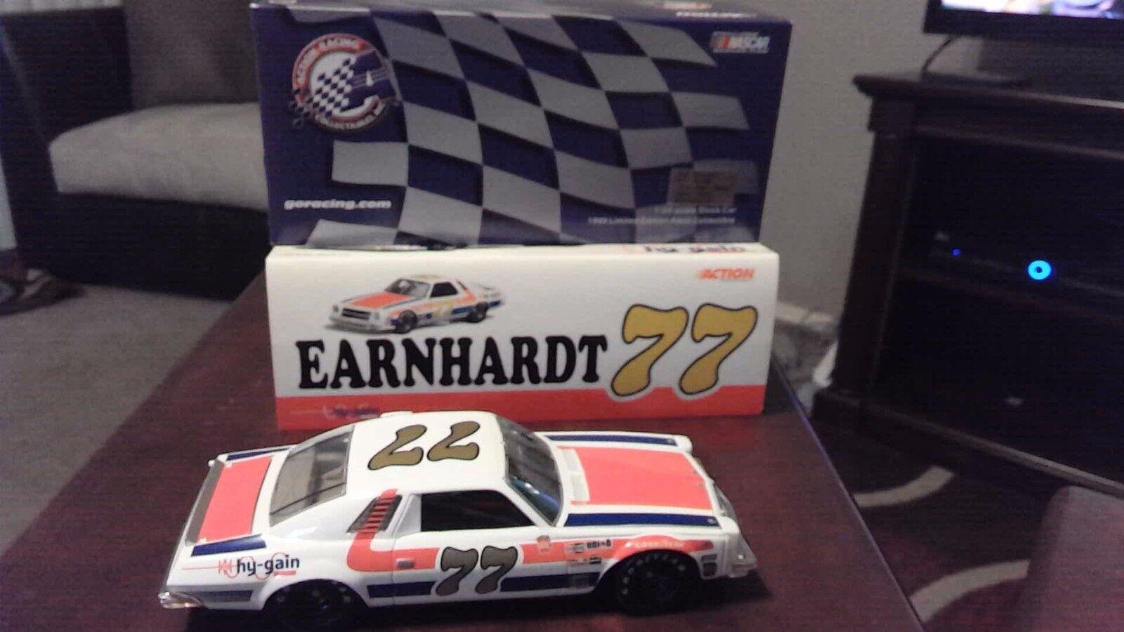 1 24  Dale Earnhardt Hy-Gain Hy-Gain Hy-Gain 1976 Chevy Malibu Limited Edition 825c6b