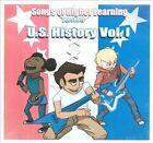 Songs Of Higher Learning: US History, Vol. 1 by Various Artists (CD)